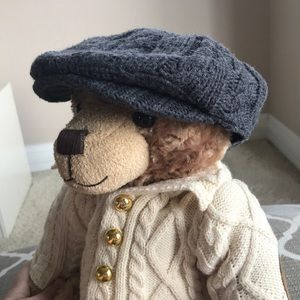 Boys Wool Cap/Hat with scarf-Janie and Jack